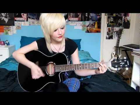 Acoustic cover of NEW PERSPECTIVE by Panic at the disco