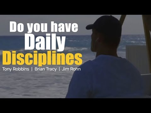 This is Why Daily Discipline makes people successful - The Video You cant miss