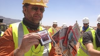 Atari E.T. Cartridges Found In The Desert