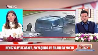 İzmir saldırısında jandarma aracının içindeki asker konuştu