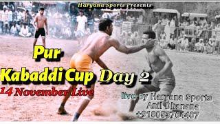 LIVE PURE ( BHIWANI ) Kabaddi Cup Live Now    पुर कबड्डी मैच Haryana sports    LIVE KABADDI TOADY