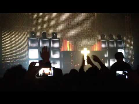 JUSTICE @ Seoul Electronic Music Festival 2012
