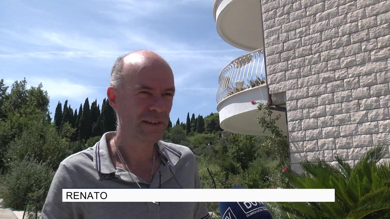 Postavljaju se senzori na 80 novih parkirališnih mjesta na području Dubrovnika