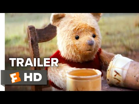 Christopher Robin Trailer (2018) | 'Adventure' | Movieclips Trailers