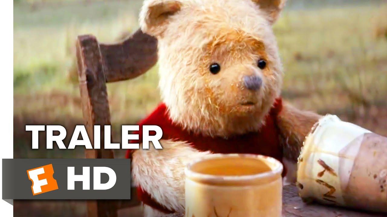 Christopher Robin Trailer 2018 Adventure