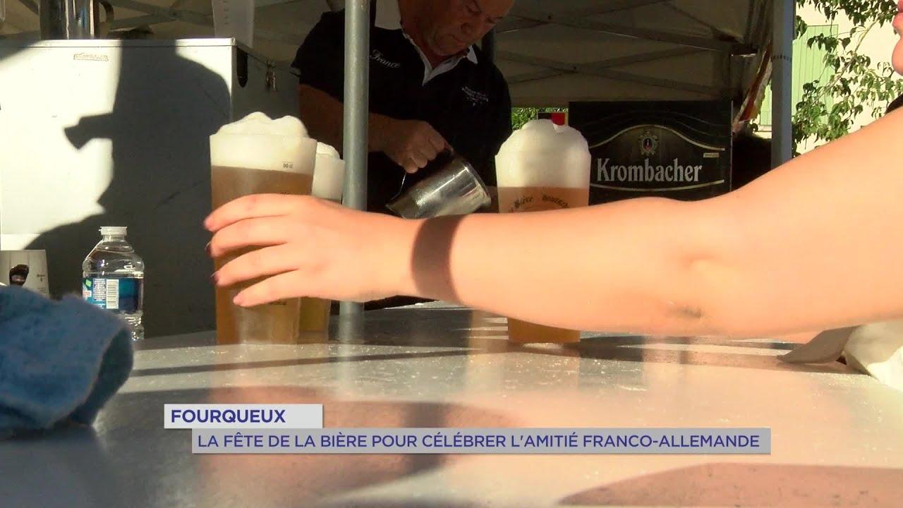 Yvelines | Fourqueux : La fête de la bière pour célébrer l'amitié franco-allemande