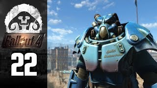 FALLOUT 4 (Chapter 5) #22 : Do NOT mess with my provisioners!