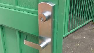 School Safety Gate | Mulholland Security | Los Angeles 1.800.562.5770