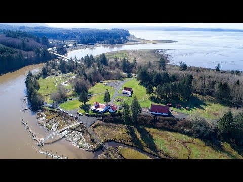 North River Resort FOR SALE in Raymond WA