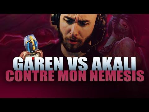 Vidéo d'Alderiate : [FR] ALDERIATE - GAREN VS AKALI - BON REVEILLON A TOSU PETITE VIDEO AU CALME