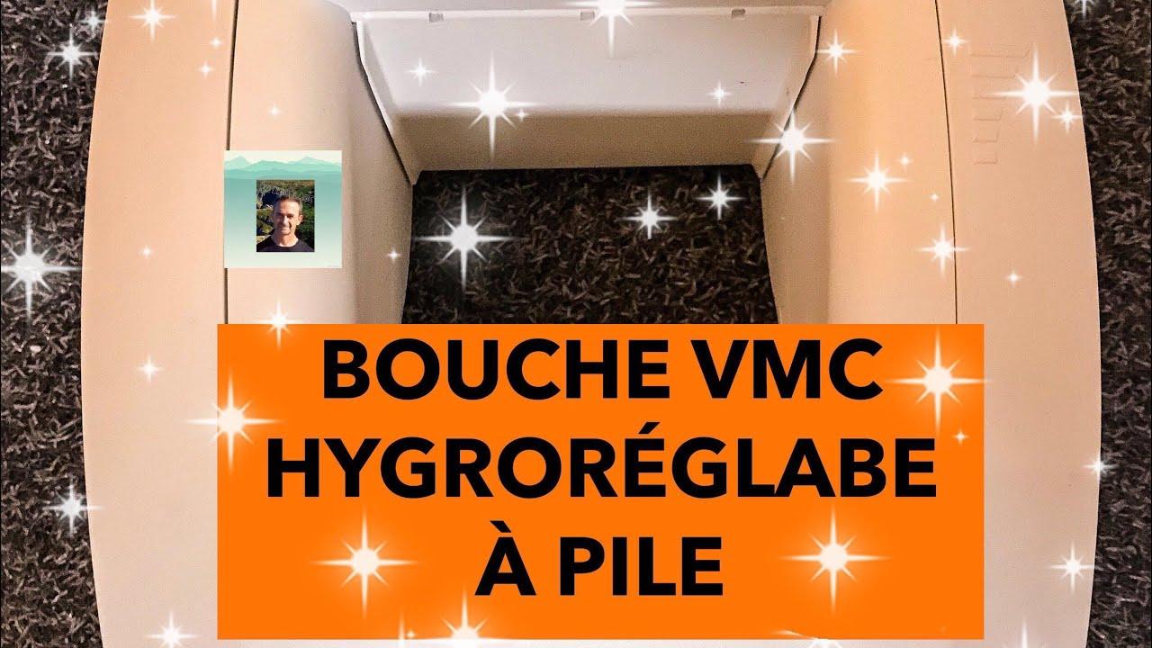 Tutoriel La Bouche Vmc Hygroreglabe A Pile Youtube