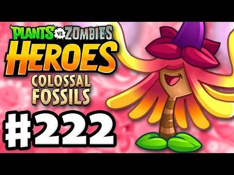 Witch Hazel! - Plants vs. Zombies: Heroes - Gameplay Walkthrough Part 222