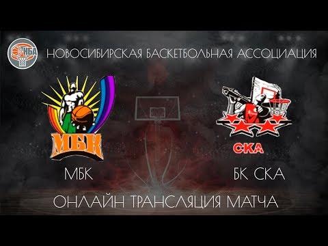 10.11.2018. НБА. МБК - БК СКА.