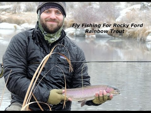 Fly Fishing Rocky Ford Creek