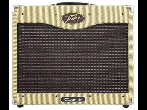 Peavey Classic 20 combo amp