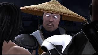 Mortal Kombat Vs DC Universe Xbox 360 Mortal Kombat Story Mode With SuperMrAmazingPants Episode 1
