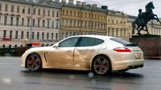 Stupid DRIVERS On RUSSIAN ROADS! Driving Fails 2019 #3 part