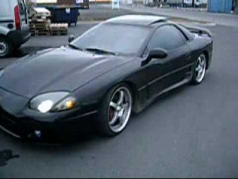 1995 MITSUBISHI 3000GT VR4 TWIN TURBO 4WD TRIBUTE  YouTube