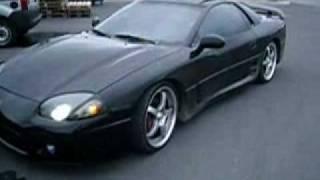 1995 mitsubishi 3000gt vr4 twin turbo 4wd tribute