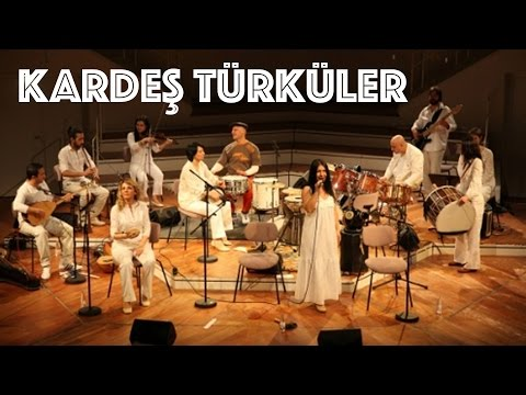 Kardeş Türküler - Burçak Tarlası [ Kardeş Türküler © 1997 Kalan Müzik ]