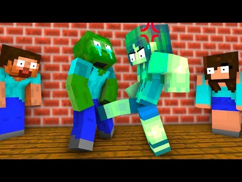 Monster School: Girls vs Boys - Full Series | Minecraft Animation