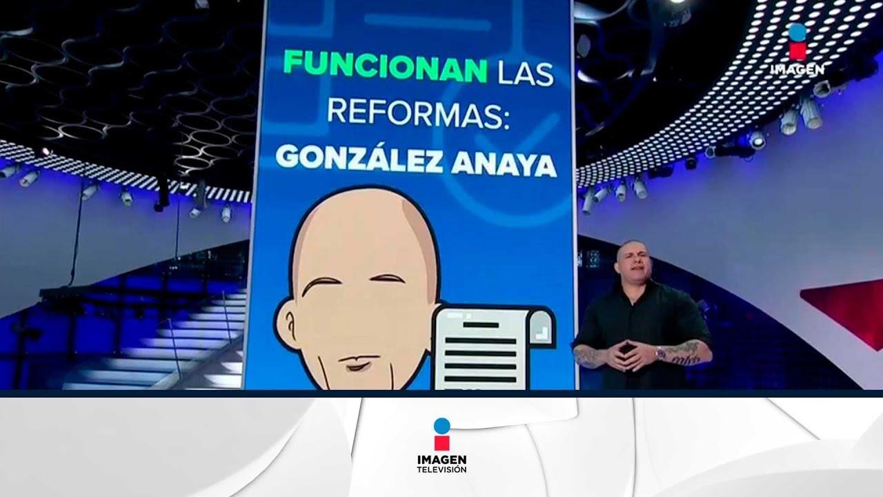 Las reformas están funcionando en la economía mexicana | Noticias con Ciro Gómez Leyva