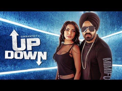 Simranjeet Updown Official Video Song | DJ Sky | T-Series | New Song 2017