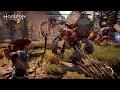 Horizon Zero Dawn Gameplay 2017 PS4 Exclusive