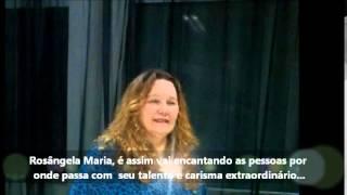 ROSÂNGELA MARIA - CANTANDO PEDINDO PRA VOLTAR