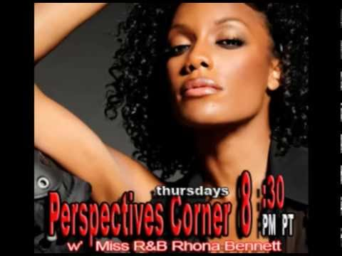 Perspective's Corner w' Rhona Bennett 09-18-14
