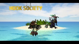 HOOK SOCIETY - League of Legends