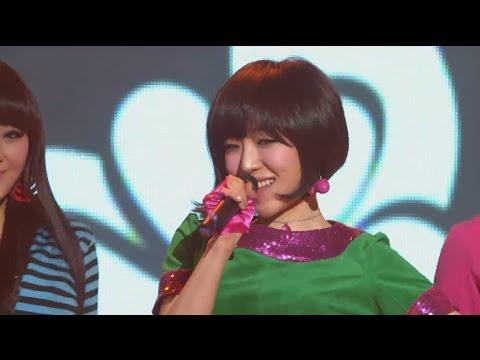 【TVPP】 Brown Eyed Girls - L.O.V.E,  브라운 아이드 걸스 - 러브 @Show Music Core Live