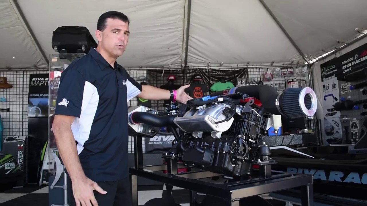 The Ultimate 2018 Sea-Doo RXT-X 300 Engine Upgrades Walkthrough