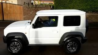 2019 Suzuki Jimny UK Review