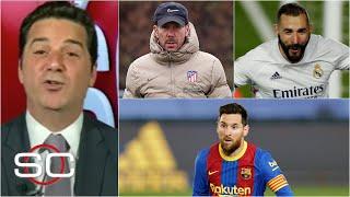 ¿POR CUÁL APOSTAR? Real Madrid, Barcelona y Atlético de Madrid pelean por La Liga | SportsCenter
