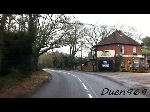 London Streets (478.) - Roads of Buckinghamshire