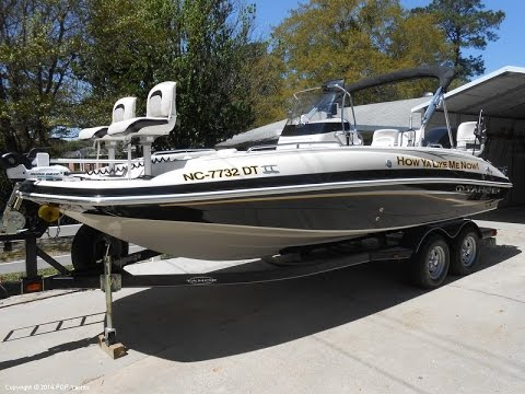 [SOLD] Used 2012 Tahoe 215 CC Fish & Ski In Goldsboro, North Carolina