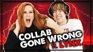 Πως να γίνεις πετυχημένος Έλληνας Youtuber ft.Lynx [Collab gone wrong] | Sissy Christidou