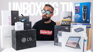 SPECIAL PACKAGES from LG - Unboxing Time 40