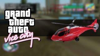 Grand Theft Auto Vice City #03: O maldito helicóptero de brinquedo