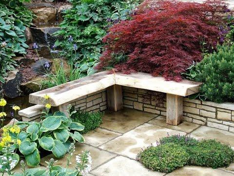 Ландшафтный дизайн садового участка 6 соток своими руками фото