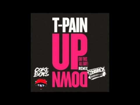 TPain  Up Down Ft Chinx Drugz  Remix DJ AMAZIN  DL
