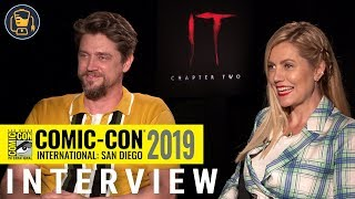It Chapter 2 Exclusive Interviews with Andy Muschietti and Barbara Muschietti