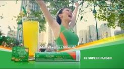 BEROCCA PRESENTS | Be Supercharged Feat. Kim Chiu