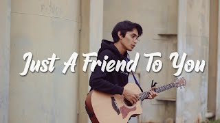 Just A Friend To You - Meghan Trainor (Acoustic Cover by Tereza)