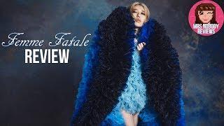 Miliyah Kato (加藤ミリヤ) ' Femme Fatale ' | Album Review