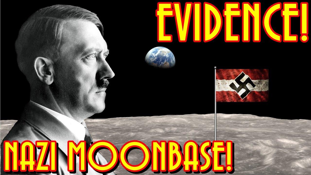 Resultado de imagen para NAZIS MOON BASE