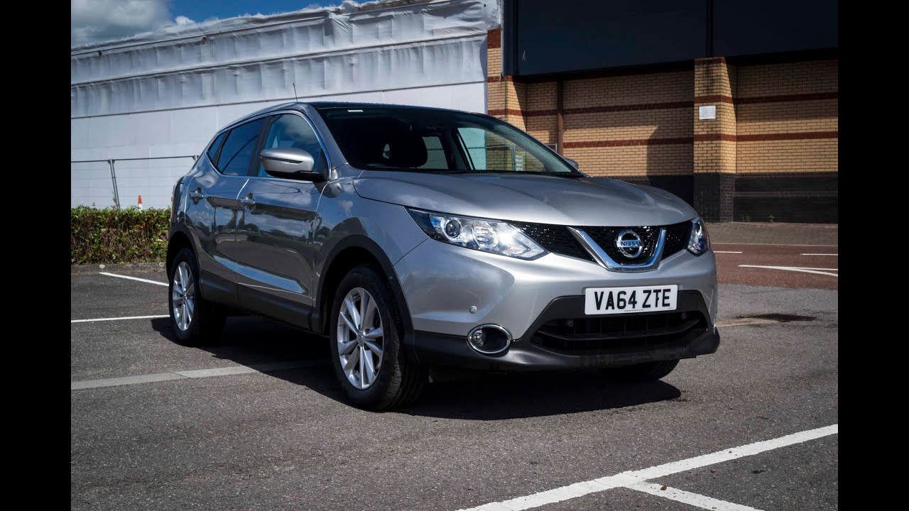 Wessex garages newport used nissan qashqai 1 5 dci acenta for Garage nissan qashqai