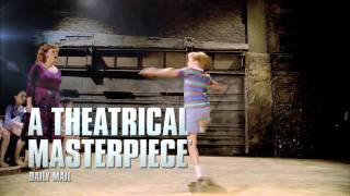"""Official Show Trailer  """"Billy Elliot - The Musical: Tickets at TicketOne"""