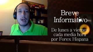 Breve Informativo - Noticias Forex del 23 de Agosto del 2017